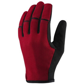 Mavic Essential LF Shell Gloves Herren red